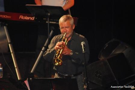 Olivier DELALANDE, trompette et chant
