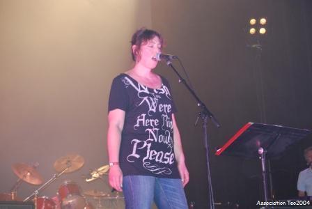 Laurence GUYON, chant