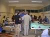 Visite du soir - salle de réveil de l'Hôpital National de Zinder