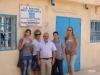 L'équipe de la mission 1 : Christelle, Martine, Olivier, Véronique, Alessandra...