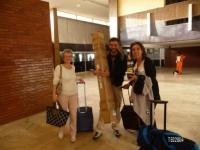 Arrivée à Niamey