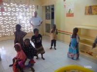 Après le bloc, un petit tour à la Maison des Enfants !