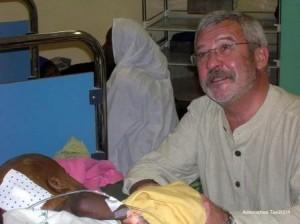 Salle de réveil - Hôpital National de Zinder