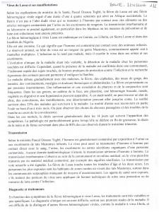 revue presse Bénin Lassa 3 fév 2016 2
